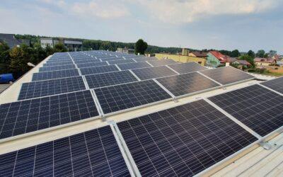 Wielkopolska, instalacja fotowoltaiczna 25.6 kWp