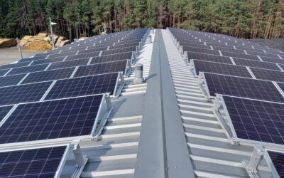 Wielkopolska, instalacja fotowoltaiczna 43.52 kWp