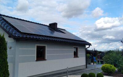 Wielkopolska, instalacja fotowoltaiczna 5.12 kWp