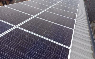 Wielkopolska, instalacja fotowoltaiczna 8,32 kWp