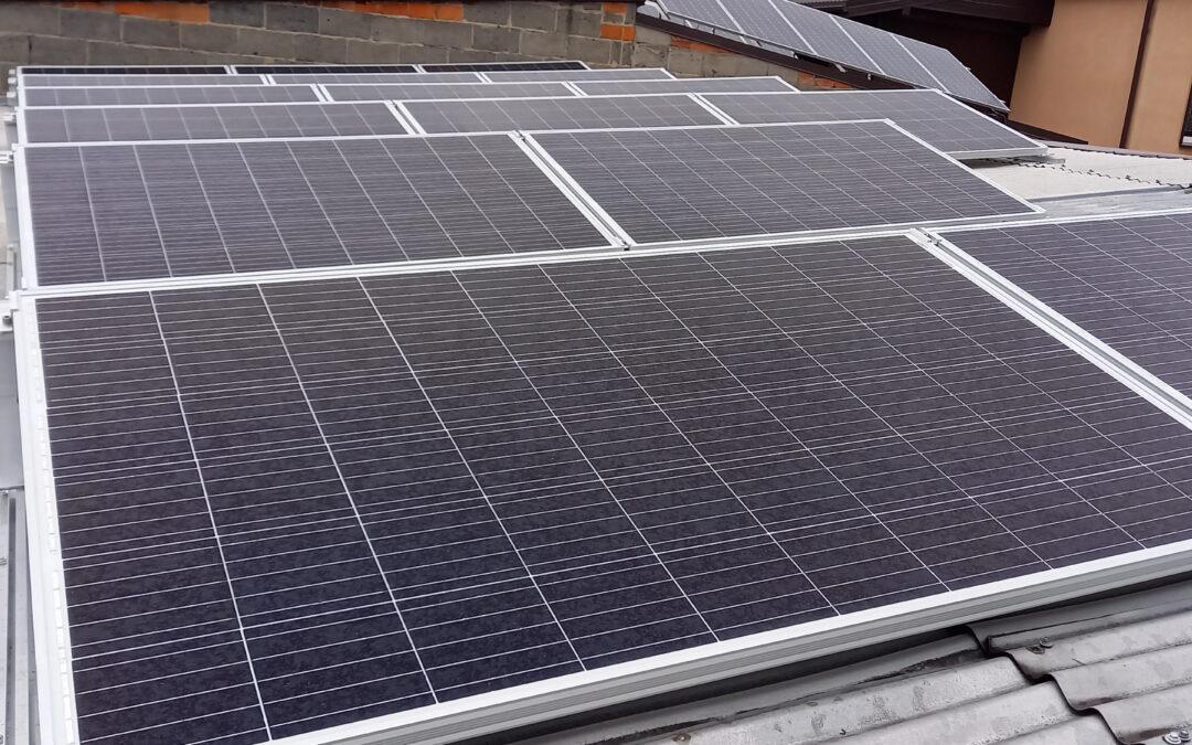 Wielkopolska, instalacja fotowoltaiczna 6,5 kWp