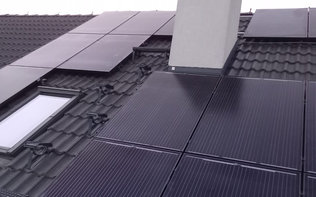 Dolny Śląsk, instalacja fotowoltaiczna 6,27 kWp