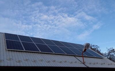 Wielkopolska, instalacja fotowoltaiczna 5,2 kWp