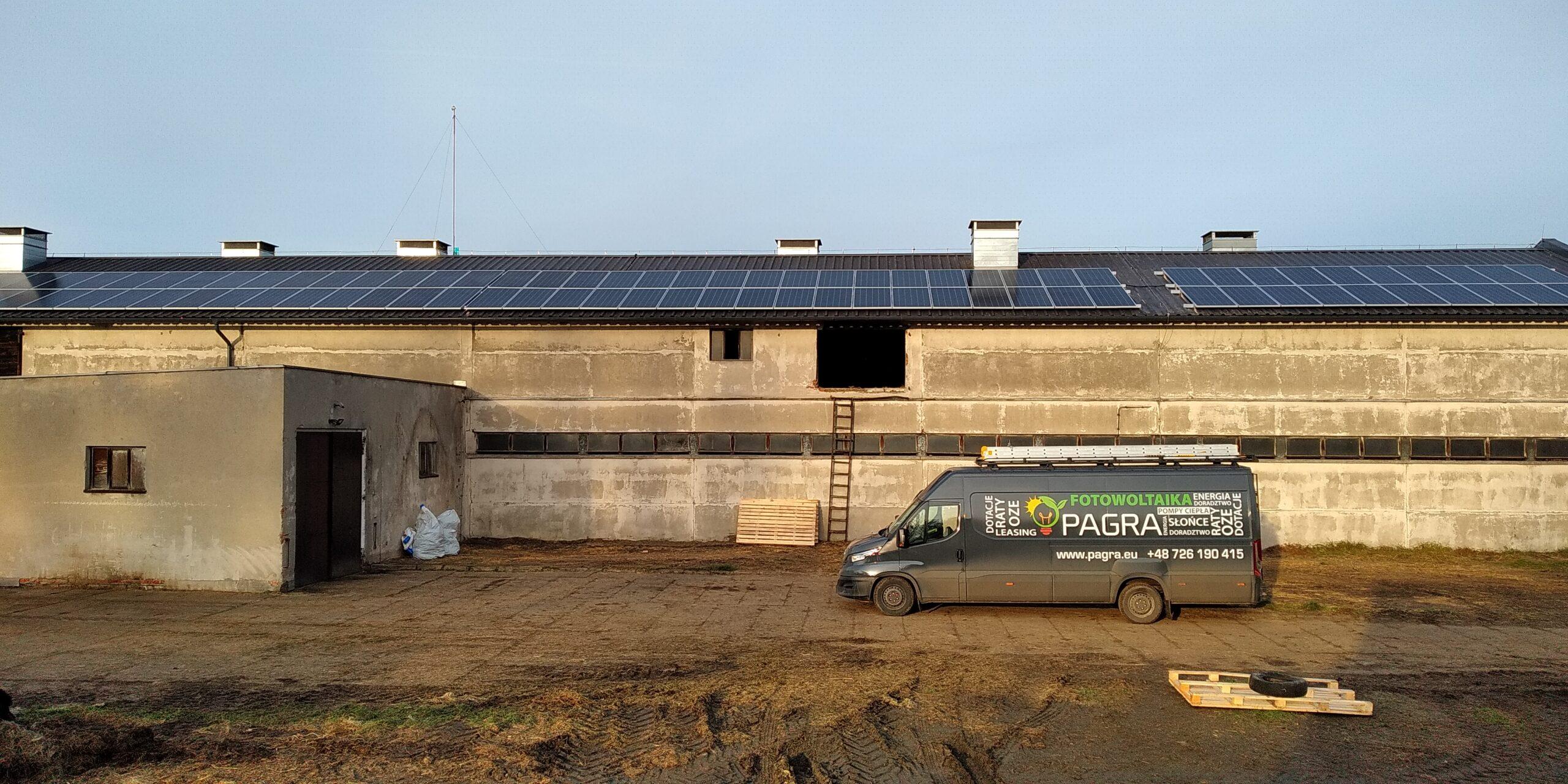 Wielkopolska, instalacja fotowoltaiczna 39,655 kWp