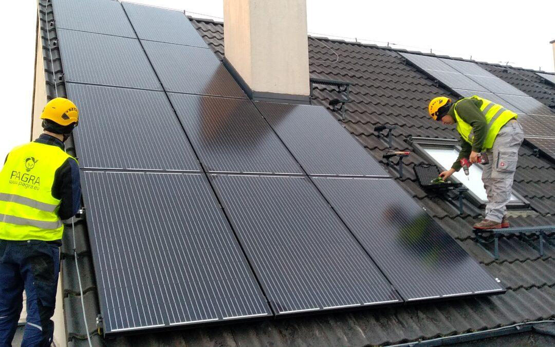 Dolny Śląsk, instalacja fotowoltaiczna 5,2 kWp