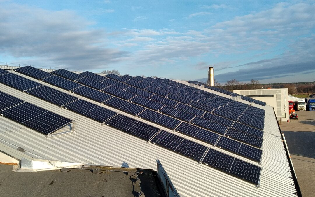 Wielkopolska, instalacja fotowoltaiczna 49,95 kWp